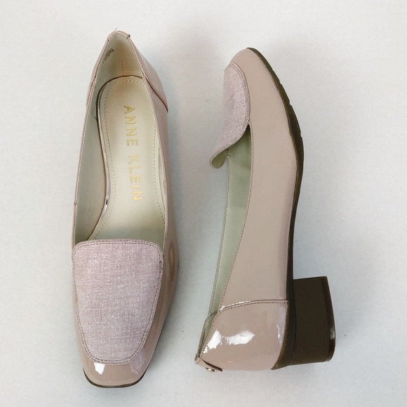 691516f8ef7 Anne Klein Shoes - Anne Klein Daneen Patent Leather Loafers